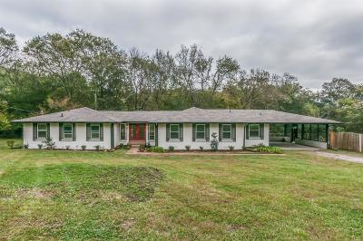 Franklin Single Family Home For Sale: 710 High Point Ridge Rd