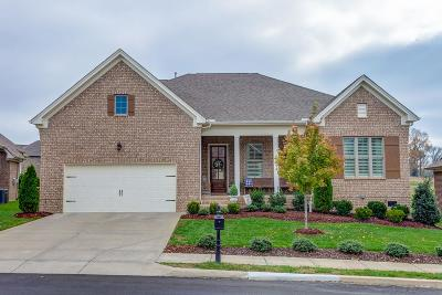 Thompsons Station Single Family Home Under Contract - Showing: 2045 Callaway Park Pl