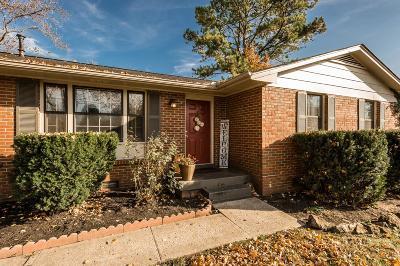 Hendersonville Single Family Home For Sale: 102 Hull Ln
