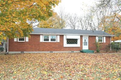Hendersonville Single Family Home Under Contract - Showing: 204 Elnora Dr