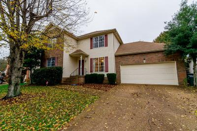 Nashville Single Family Home For Sale: 705 Winter Ct