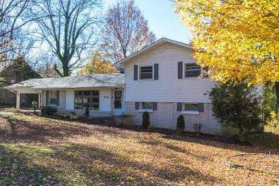 Gallatin Single Family Home For Sale: 714 Harris Dr
