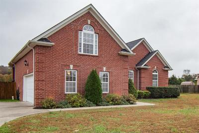 Mount Juliet Single Family Home Under Contract - Showing: 406 Reagan Rd