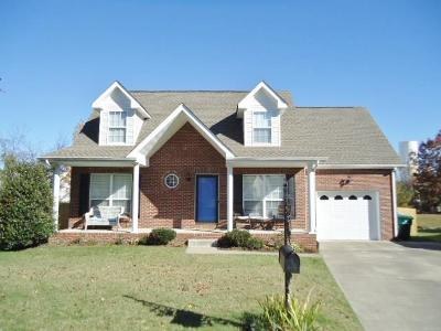 White House Single Family Home Under Contract - Showing: 217 Williamsburg Dr