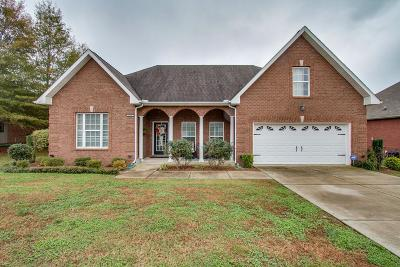 Gallatin Single Family Home For Sale: 1216 Bothwell Pl