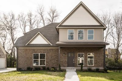 Old Hickory Single Family Home For Sale: 211 Warren Ct