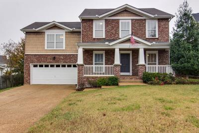 Williamson County Single Family Home For Sale: 2005 Field Farm Ct