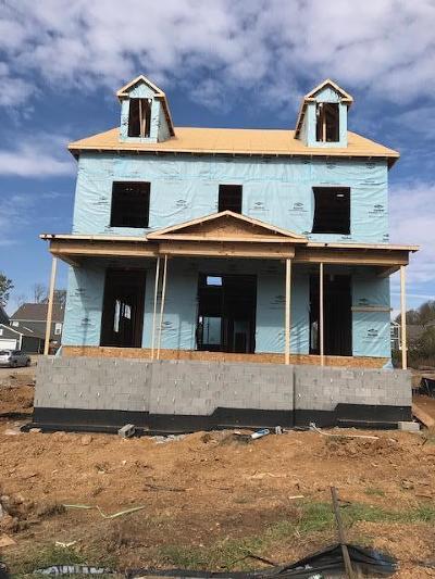 Franklin Single Family Home For Sale: 2001 Nolencrest Drive Lot 11
