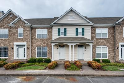 Williamson County Condo/Townhouse For Sale: 1021 McKenna Dr