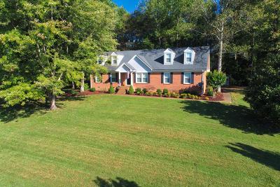 White House Single Family Home For Sale: 1137 Stillhouse Rd