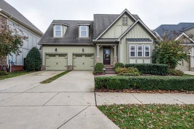 Nolensville Single Family Home For Sale: 8033 Canonbury Dr