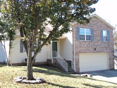 Hendersonville Single Family Home For Sale: 139 Bradford Cir