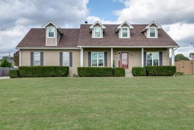 Williamson County Single Family Home Under Contract - Showing: 2705 Learcrest Ct