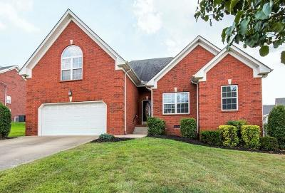 Mount Juliet Single Family Home Under Contract - Showing: 561 Summit Way