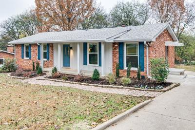 Madison Single Family Home For Sale: 413 Kemper Drive N.