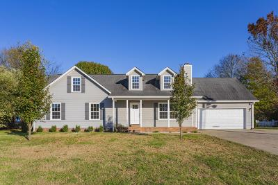 Smyrna Single Family Home Under Contract - Showing: 319 Alden Cove Dr