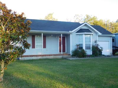 Lavergne Single Family Home Under Contract - Showing: 161 Bill Stewart Blvd