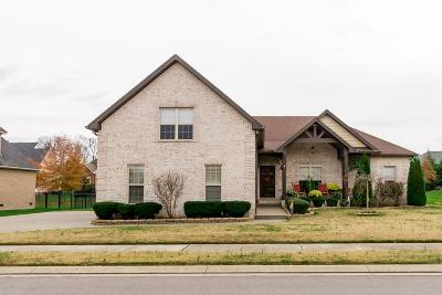 Gallatin Single Family Home For Sale: 755 Nelms Dr
