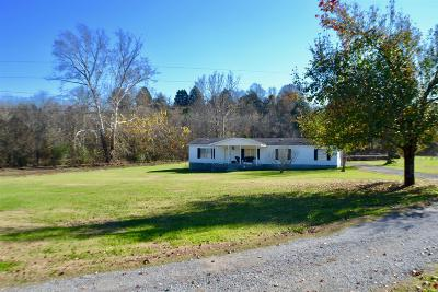 Alexandria Single Family Home Under Contract - Showing: 1978 Lower Helton Rd