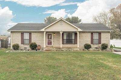 White House Single Family Home Under Contract - Showing: 406 Highland Dr.