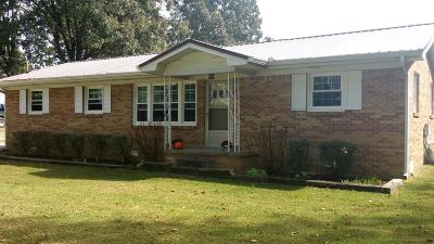 Dickson Single Family Home Under Contract - Showing: 1317 Highway 48 S