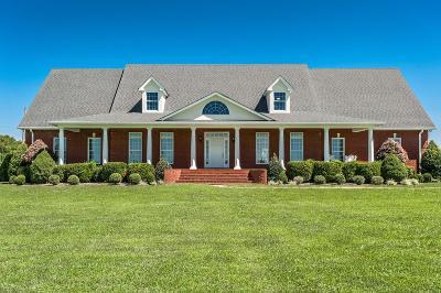 Sumner County Single Family Home For Sale: 149 Branham Mill Rd