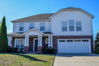 Hendersonville Single Family Home Under Contract - Showing: 85 Villa Way