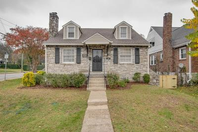 Single Family Home Under Contract - Showing: 2624 Ashwood Ave
