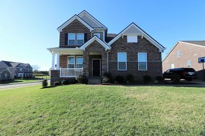 Spring Hill Single Family Home For Sale: 5018 Keeley Dr