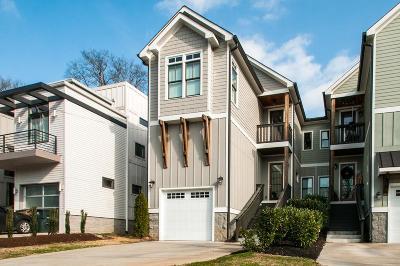 Single Family Home For Sale: 2804 A Vaulx Lane