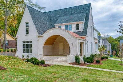Single Family Home For Sale: 301 Galloway Dr
