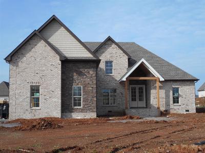 Murfreesboro Single Family Home For Sale: 2711 Bertram Ct