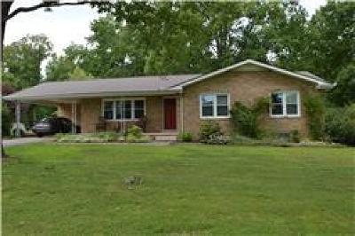 Dickson Single Family Home For Sale: 107 Rouse Rd