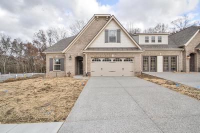 Gallatin Single Family Home For Sale: 2120 Sullivan St, Lot #13