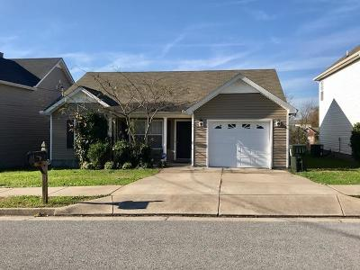 Antioch Single Family Home Under Contract - Showing: 9032 Ristau Dr