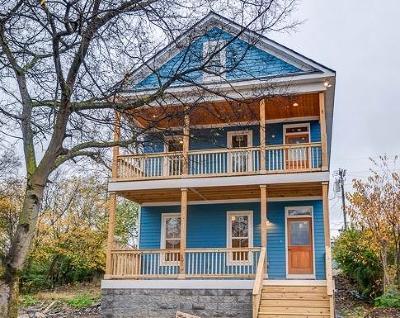 Nashville Single Family Home For Sale: 3724 Park Ave