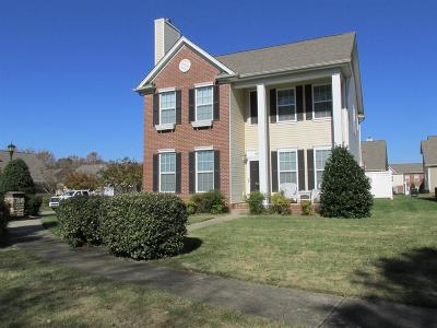 Clarksville Single Family Home For Sale: 180 Whitman Aly