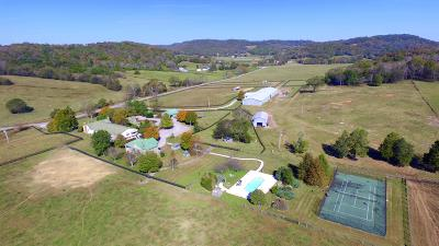 Williamson County Single Family Home For Sale: 6994 Giles Hill Rd