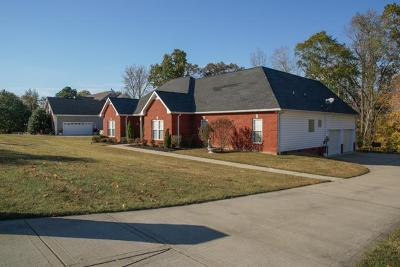 Clarksville Single Family Home For Sale: 1593 Rembrandt Dr