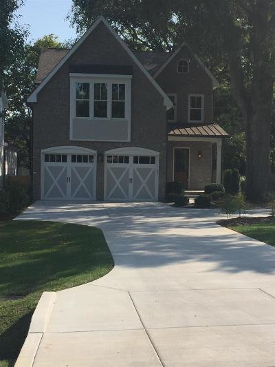 Single Family Home For Sale: 1119 B Biltmore