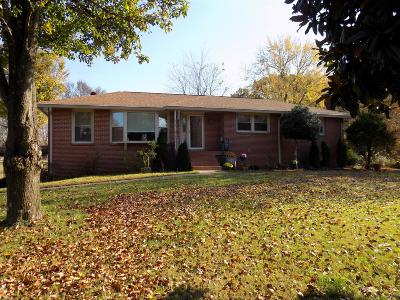 Hermitage Single Family Home For Sale: 1012 Lakeview Dr