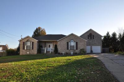 Lavergne Single Family Home Under Contract - Showing: 609 Kerry Hawkins Cv