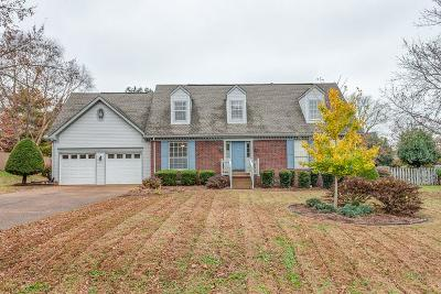 Franklin Single Family Home For Sale: 228 Riverbend Dr