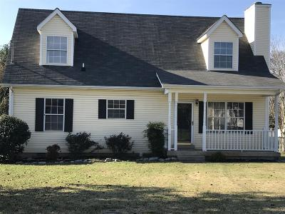 Lavergne Single Family Home For Sale: 308 Shadylake Dr