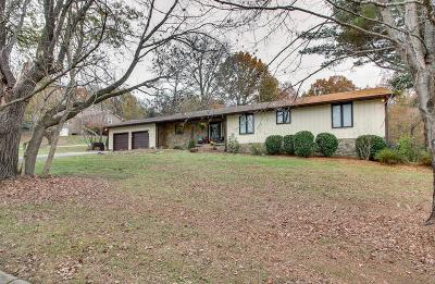Franklin Single Family Home For Sale: 101 Oakland Hills Dr