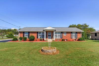 Wilson County Single Family Home For Sale: 1413 Linwood Dr