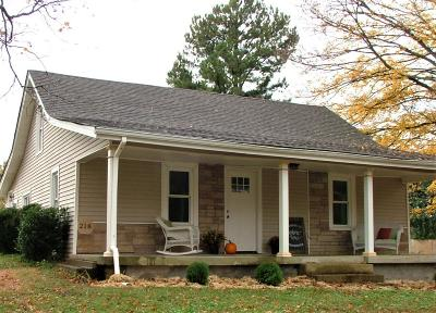 White House Single Family Home Under Contract - Showing: 218 S Palmers Chapel Rd