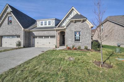 Gallatin Single Family Home For Sale: 2129 Sullivan St, Lot #6