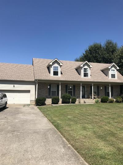 White House Single Family Home For Sale: 116 Honeysuckle Dr