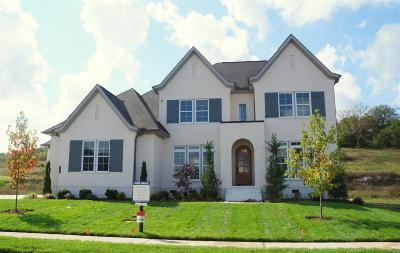 Thompsons Station Single Family Home For Sale: 3553 Creamery Bridge Rd